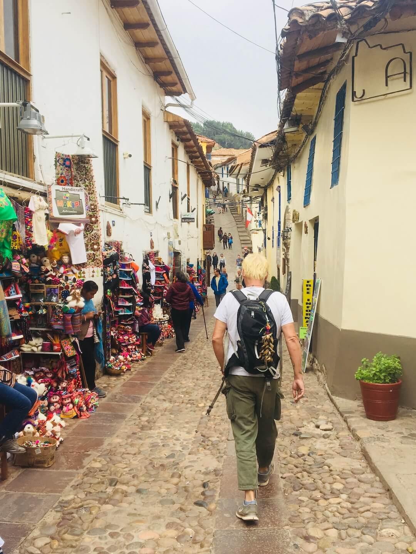 Cusco-streets