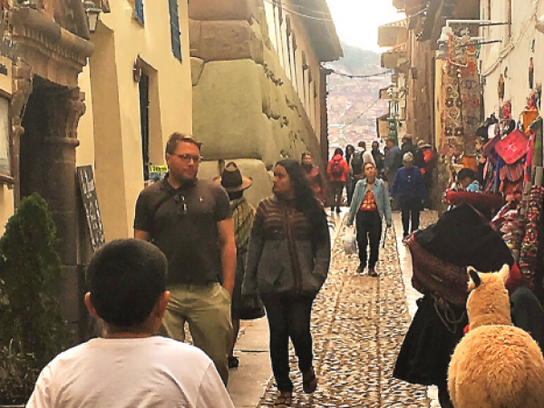 city tour Cusco - Peru